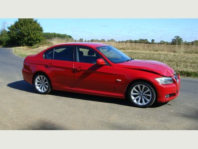BMW 3 Series Saloon 2.0 318i SE 4dr