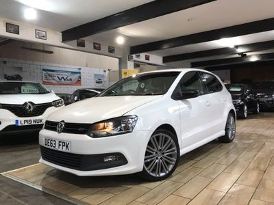 Volkswagen Polo Hatchback 1.4 ACT BlueGT DSG 5dr
