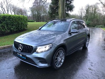 Mercedes-Benz GLC Class SUV 2.1 GLC220d AMG Line (Premium) G-Tronic 4MATIC (s/s) 5dr