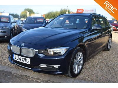 BMW 3 Series Estate 2.0 318d Modern Touring (s/s) 5dr
