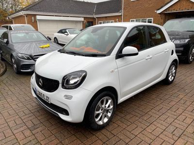 Smart forfour Hatchback 1.0 Passion (s/s) 5dr