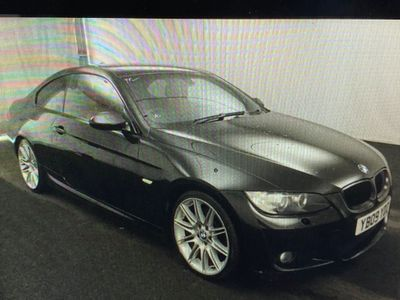 BMW 3 Series Coupe 3.0 325d M Sport Highline 2dr