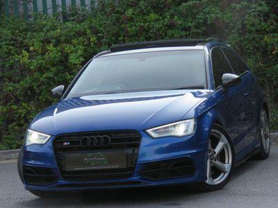 Audi S3 Hatchback 2.0 TFSI S Tronic quattro 3dr (Nav)