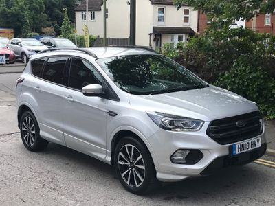 Ford Kuga SUV 1.5 TDCi ST-Line Powershift (s/s) 5dr
