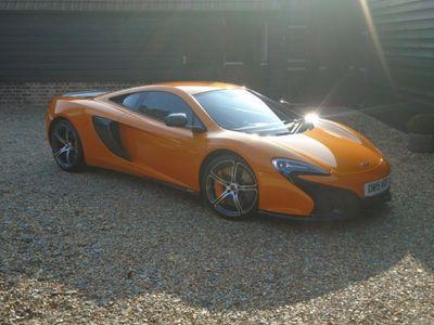 McLaren 650S Coupe 3.8 V8 SSG 2dr