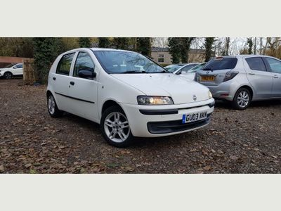 Fiat Punto Hatchback 1.2 5 Million Limited Edition 5dr