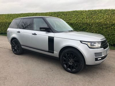 Land Rover Range Rover SUV 3.0 TD V6 Vogue Auto 4WD (s/s) 5dr