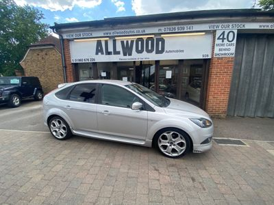 Ford Focus Hatchback 2.0 TDCi DPF Zetec S Powershift 5dr