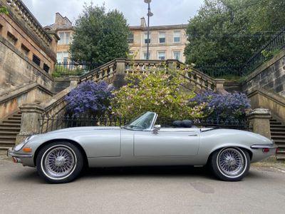 Jaguar E-Type Unlisted