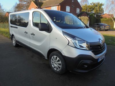 Renault Trafic Other 1.6 dCi ENERGY 29 Business 5dr (9 Seat)