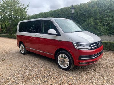 Volkswagen Caravelle Other 2.0 TDI BlueMotion Tech Generation Six Bus DSG 5dr (EU6, SWB, 7 seats)