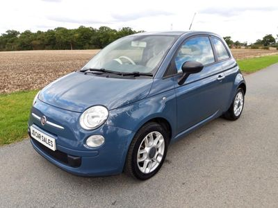 FIAT 500 Hatchback 1.4 16v Pop 3dr