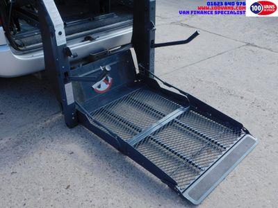 Toyota HiAce Window Van 2.5D4D GLS SWB MOBILITY LIFT