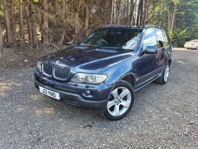 BMW X5 SUV BMW X5 3.0d SE Auto 4WD 5dr
