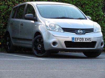 Nissan Note Hatchback 1.4 16V Visia 5dr