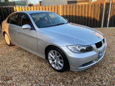 BMW 3 Series Saloon 2.0 318d SE Edition 4dr