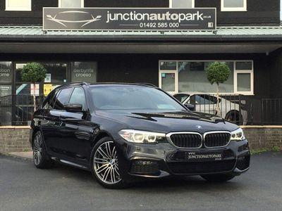 BMW 5 Series Estate 2.0 520d M Sport Touring Auto (s/s) 5dr