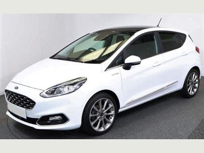 Ford Fiesta Hatchback 1.0T EcoBoost Vignale Auto (s/s) 5dr