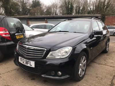 Mercedes-Benz C Class Estate 2.1 C220 CDI BlueEFFICIENCY SE G-Tronic 5dr