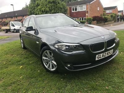 BMW 5 SERIES Estate 2.0 525d SE Touring 5dr