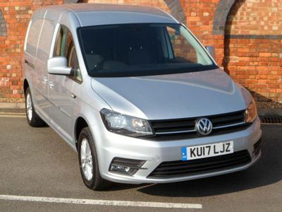 Volkswagen Caddy Maxi Panel Van 2.0 TDI C20 BlueMotion Tech Highline EU6 (s/s) 6dr