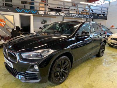 BMW X2 SUV 2.0 18d Sport Auto sDrive (s/s) 5dr