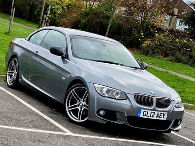 BMW 3 Series Convertible 2.0 320i Sport Plus Edition Auto 2dr