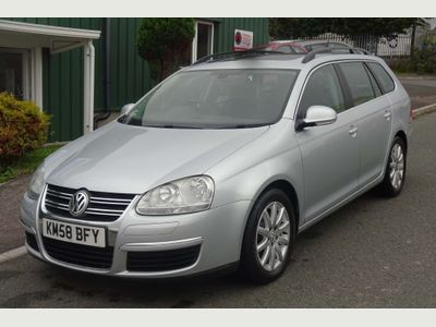 Volkswagen Golf Estate 2.0 TDI DPF SE DSG 5dr