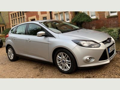 Ford Focus Hatchback 2.0 TDCi Titanium Powershift 5dr