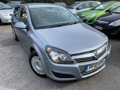 Vauxhall Astra Hatchback 1.6 i 16v Life 5dr