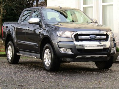 Ford Ranger Pickup 3.2 TDCi Limited 1 Double Cab Pickup 4WD 4dr