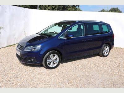 SEAT Alhambra MPV 2.0 TDI XCELLENCE DSG (s/s) 5dr