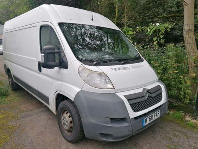 Citroen Relay Panel Van 2.2 HDi 35 L3 High Roof Van 4dr (LWB, Heavy)