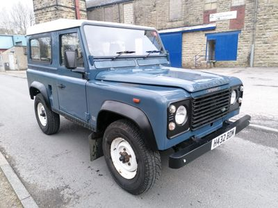 Land Rover Defender 90 SUV 2.5 TDi Hard Top