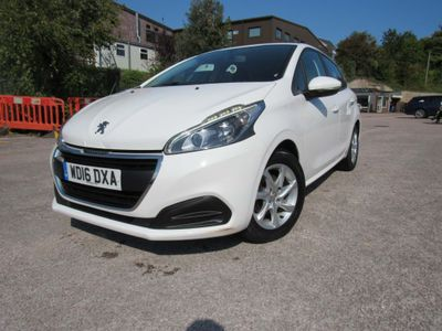 Peugeot 208 Hatchback 1.6 BlueHDi Active 5dr