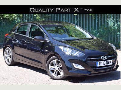 Hyundai i30 Hatchback 1.4 Blue Drive SE 5dr