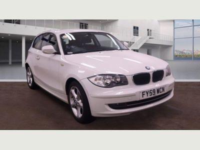 BMW 1 Series Hatchback 2.0 116i 3dr