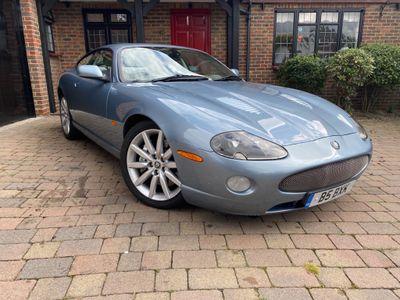 Jaguar XKR Coupe 4.2 2dr