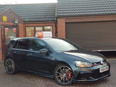 Volkswagen Golf Hatchback 2.0 TSI BlueMotion Tech GTI Clubsport Edition 40 (s/s) 5dr