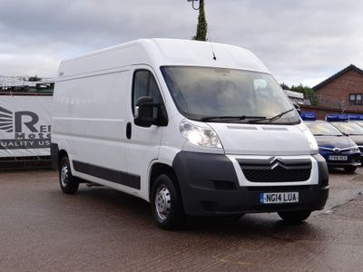 Citroen Relay Panel Van 2.2 HDi 35 L3H2 Panel Van 4dr
