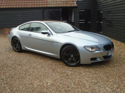 BMW M6 Coupe 5.0 V10 SMG 2dr