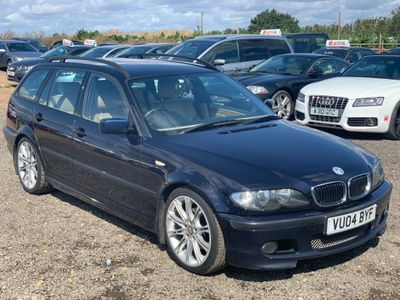 BMW 3 SERIES Estate 2.5 325i Sport Touring 5dr