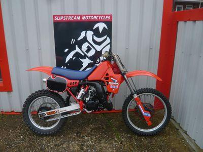Honda CR125 Motocrosser 125 R-L