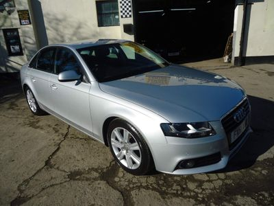 Audi A4 Saloon 2.0 TDI Technik 4dr