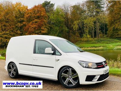 Volkswagen Caddy Panel Van 180 BHP R Line