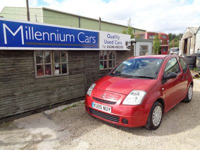 Citroen C2 Hatchback 1.1 i Design 3dr