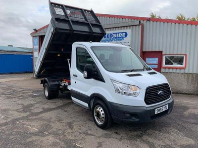 Ford Transit Tipper 2.2 TDCi 350 L2 1-Way Tipper RWD 2dr (DRW)