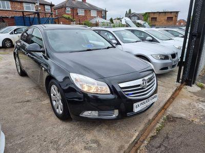Vauxhall Insignia Hatchback 2.0T SRi (s/s) 5dr