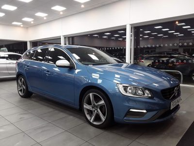 Volvo V60 Estate 2.0 D3 R-Design (s/s) 5dr
