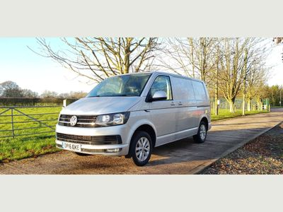 Volkswagen Transporter Panel Van 2.0 TDI T30 BlueMotion Tech Highline FWD SWB EU6 (s/s) 5dr